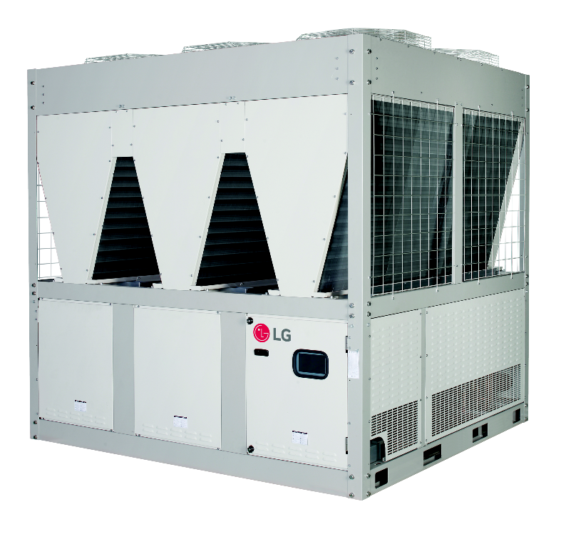 Inverter scroll chiller