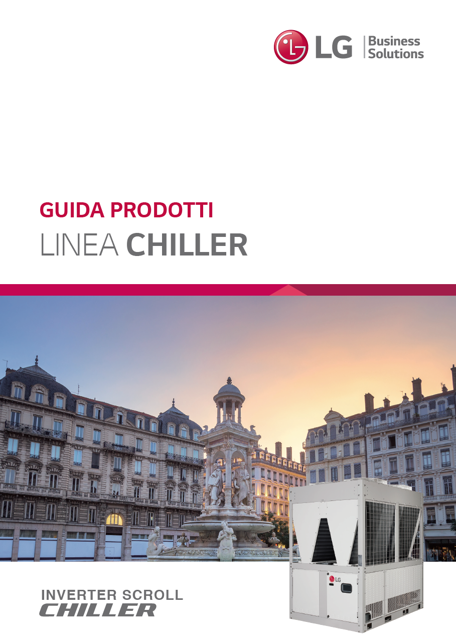 Catalogo Linea Chiller
